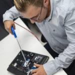 Notebook Innenreinigung in Dortmund