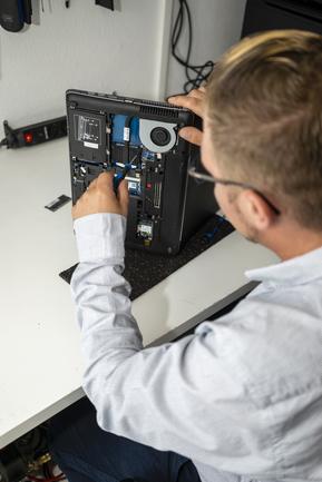 Computer Reparatur und Notebook Reparatur in Dortmund